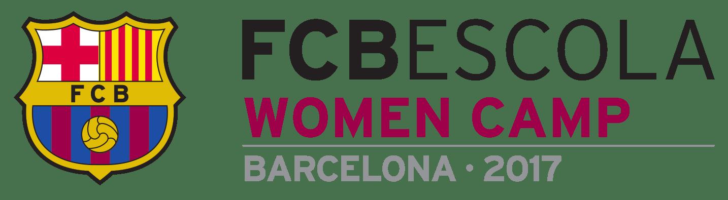 Fc Barcelona Official Website >> logo-largo-sobre-transparente | FCBarcelona Girls Soccer Camp